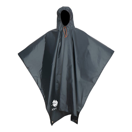 Poncho impermeable Anyoo